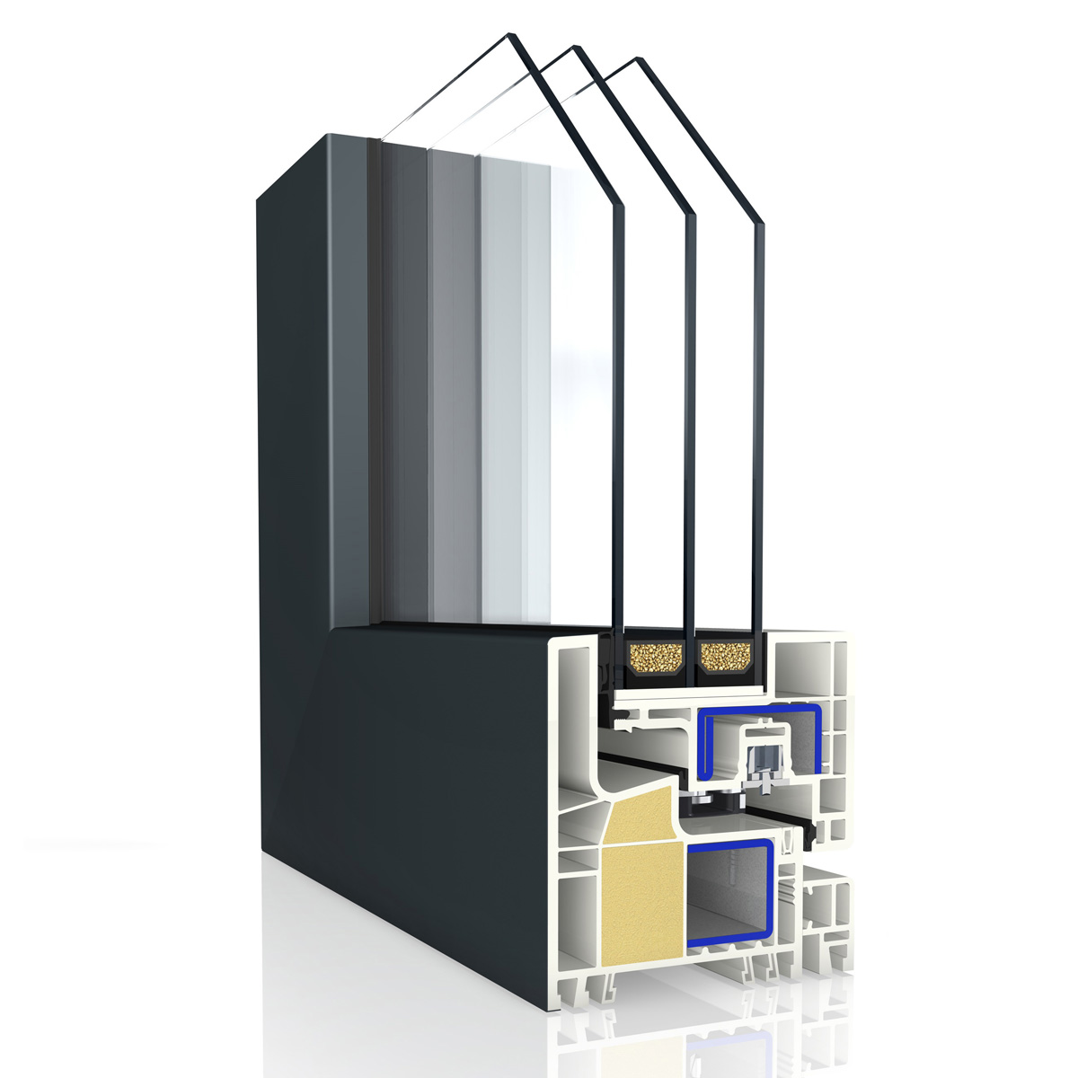 atemberaubend kunststoff fensterrahmen ideen bilderrahmen ideen. Black Bedroom Furniture Sets. Home Design Ideas