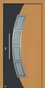 Haustür Holz / Holz-Aluminium