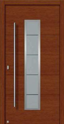 Haustür holz  Haustüren (Holz / Holz-Aluminium) 1 - Schirling Türen